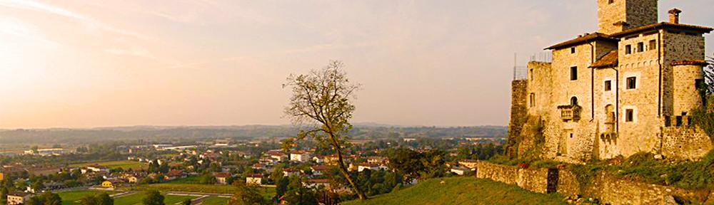 Immagine del Castello di Artegna - Itinerario artistico
